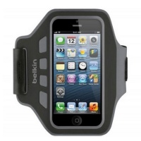 Belkin Husa iPhone 5 Armband Black/Grey