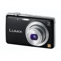 Panasonic DMC-FS40EP-K Camera foto compacta Negru 1