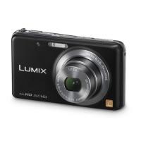 Panasonic DMC-FX80EP-K Camera foto compacta Negru