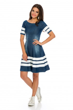 Rochie Fashion Albastra