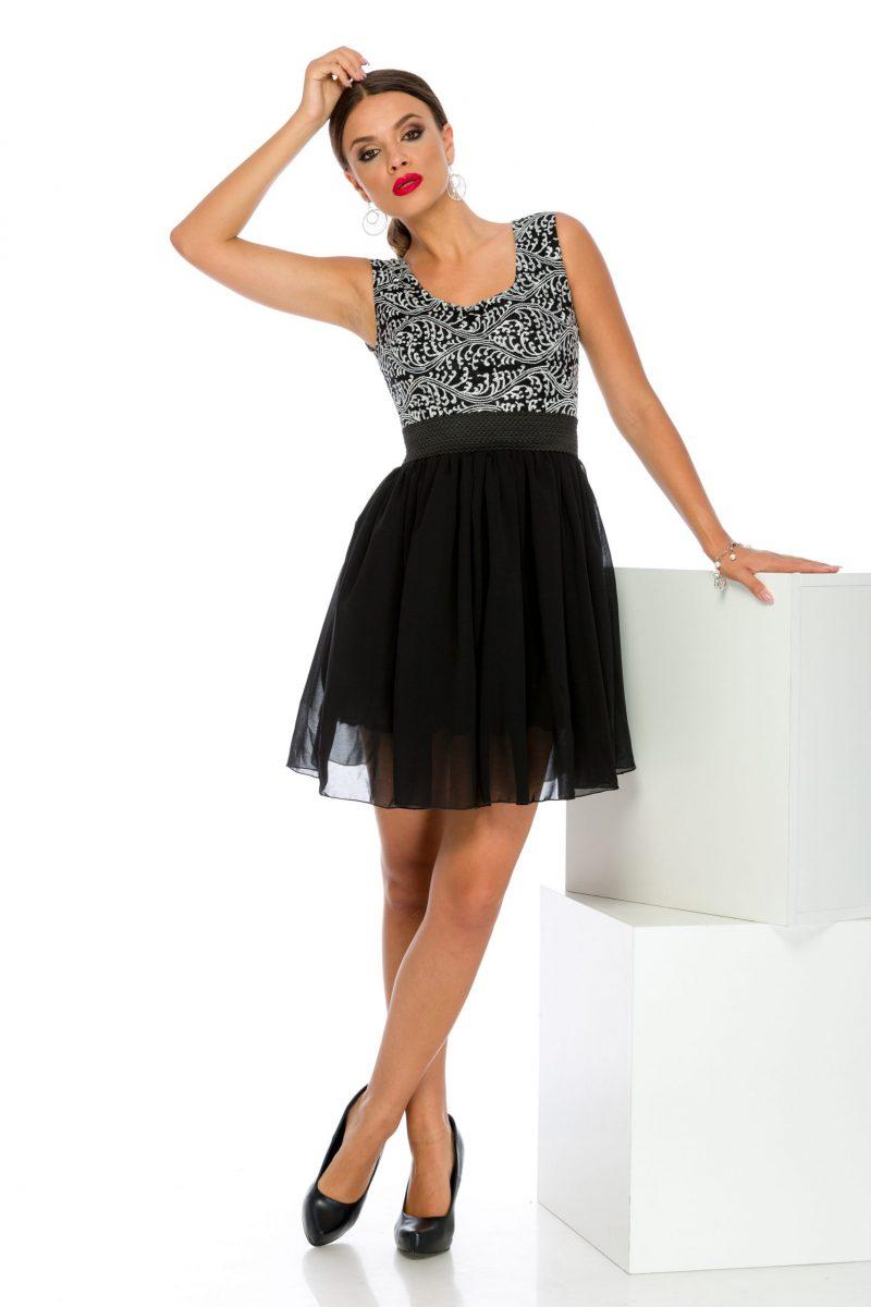 Rochie Karissa Neagra
