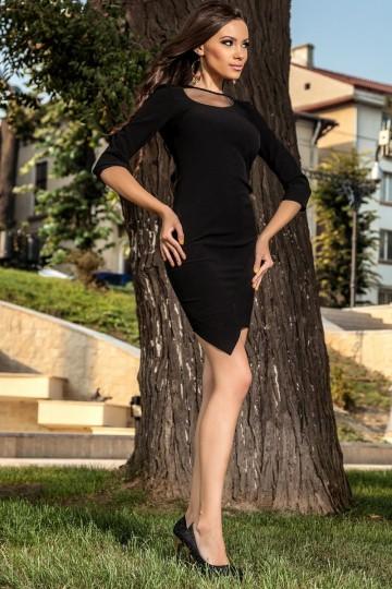 Rochie Cassie Neagra 1