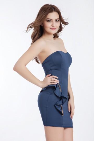 Rochie Lust Bleumarin 1