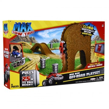 Set de joaca Max Tow Truck Mini 1