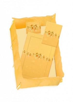 Set lenjerie pentru mobilier Lorelli Trend 8 piese