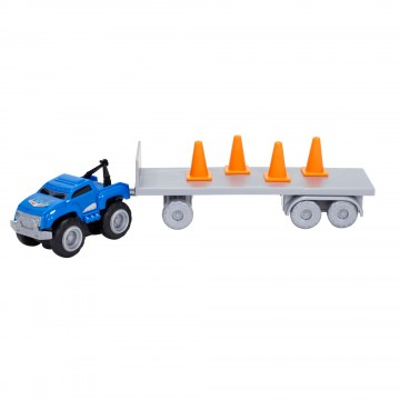 Set masinute Max Tow Truck Mini 1