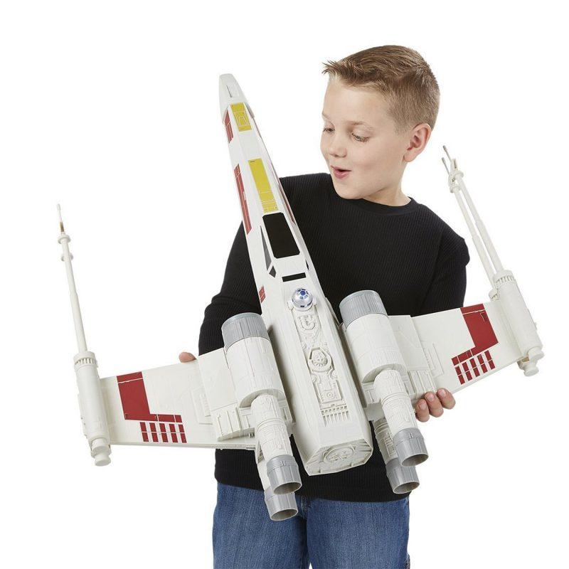 Star Wars Hero Series - Nava de lupta X-Wing Fighter