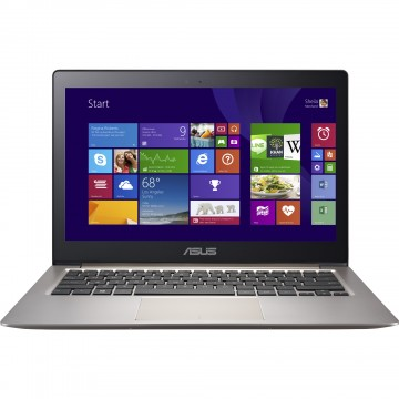 Laptop Asus UX303LN-DQ283P, Intel Core i7, Memorie 12GB, SSD 256GB, nVidia GeForce, Windows 8 1