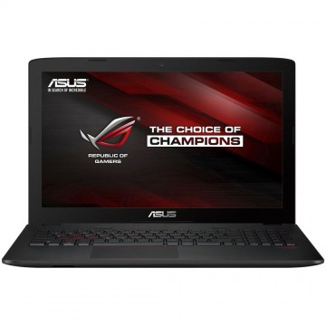 Laptop Asus ROG GL552JX-DM019D, Intel Core i7, Memorie 8GB, HDD 1TB, nVidia GeForce, Free DOS 1