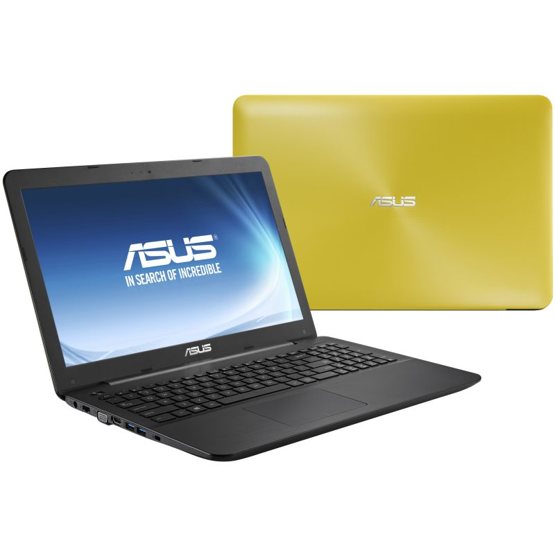 Laptop Asus XX064D, Intel Core i3, Memorie 4GB, HDD 500GB, nVidia GeForce, Free DOS