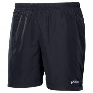 Pantaloni Scurti Alergare, Barbati, Asics, Woven Short 7-inch, Negru