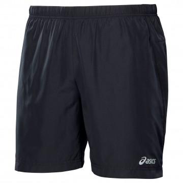 Pantaloni Scurti Alergare, Barbati, Asics, Woven Short 7-inch, Negru 1