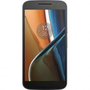 Telefon mobil Lenovo Moto G4 Play, 16 GB, 4G, Dual Sim, Negru