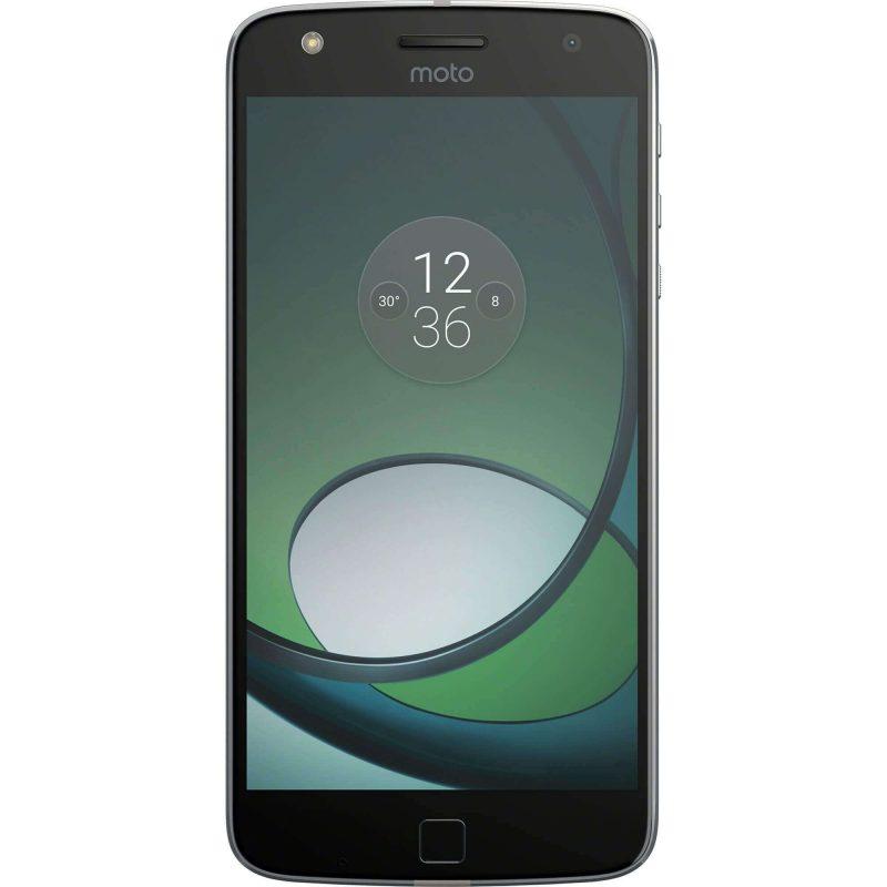 Telefon mobil Lenovo Moto Z Play, 32 GB, 4G, Dual Sim, Negru