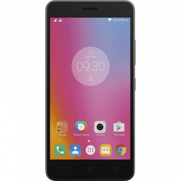 Telefon mobil Lenovo Vibe K6 Power, 16 GB, 4G, Dual Sim, Gri 1