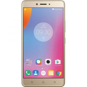 Telefon mobil Lenovo Vibe K6 Note, 32 GB, 4G, Dual Sim, Auriu