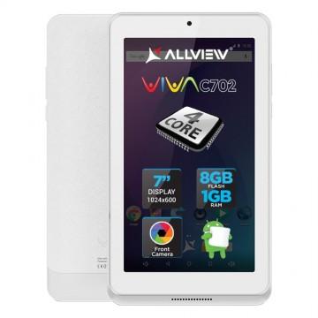 Tableta Allview Viva C702, 7?, 8GB, Quad-Core, Alb 1
