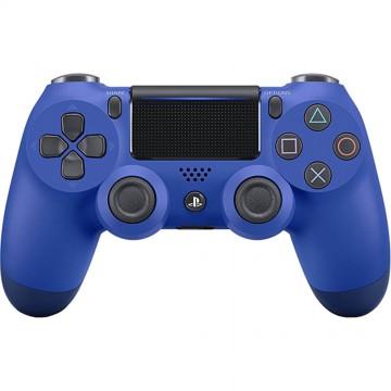 Controller Sony DualShock 4 V2 pentru PS4, Albastru 1