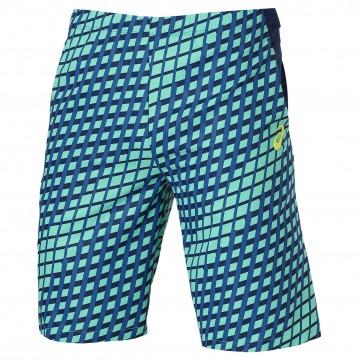 Pantaloni Scurti Tenis, Asics, Athlete 9IN, Albastru, Barbati 1