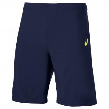 Pantaloni Scurti Tenis, Asics, Athlete 9IN, Bleumarin, Barbati 1