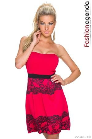 Rochie Clos Red Crush