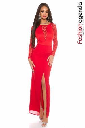 Rochie de Ocazie Ivy Red