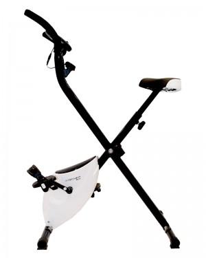 Bicicleta fitness pliabila compacta Techfit XB100 franare magnetica