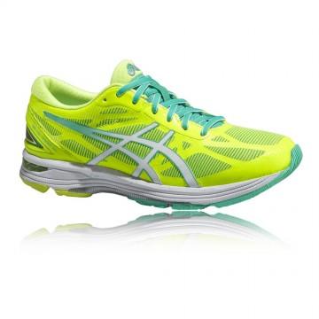 Pantofi Alergare, Asics, Gel DS Trainer 20, Galben-Verde, Femei 1