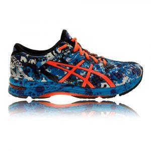 Pantofi Alergare, Asics, Gel-Noosa TRI 11, Speed Island, Albastru-Portocaliu-Negru, Barbati