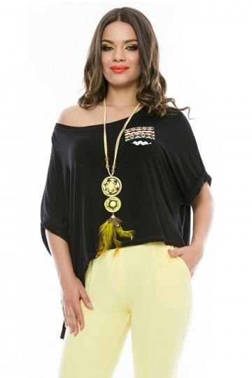 Bluza Liza Neagra 1