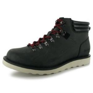 Ghete Barbati, Kangol, Hiker Black Smooth