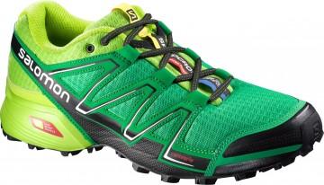 Pantofi Alergare, Speedcross Vario, Salomon, Barbati, Verde 1
