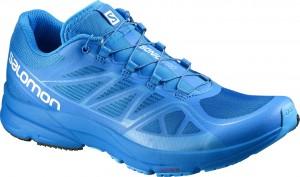 Pantofi Alergare, 3D FIT, 3D RIDE, Salomon, Albastru