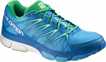 Pantofi Alergare, X-Scream Foil, Salomon, Barbati, Albastru-Verde 1