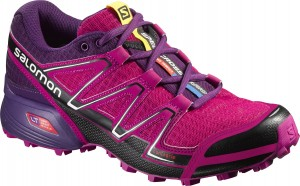 Pantofi  Alergare, Speedcross Vario, Salomon, Femei, Roz-Violet