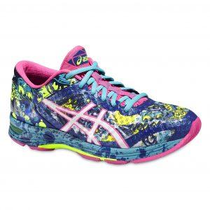 Pantofi Alergare, Asics, GEL-Noosa TRI 11 Speed, Albastru-Alb-Roz, Femei