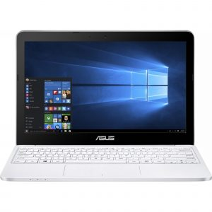 Laptop Asus X206HA, Intel Atom x5-Z8350, 2GB DDR3, eMMC 32GB, Intel HD Graphics, Windows 10, Alb