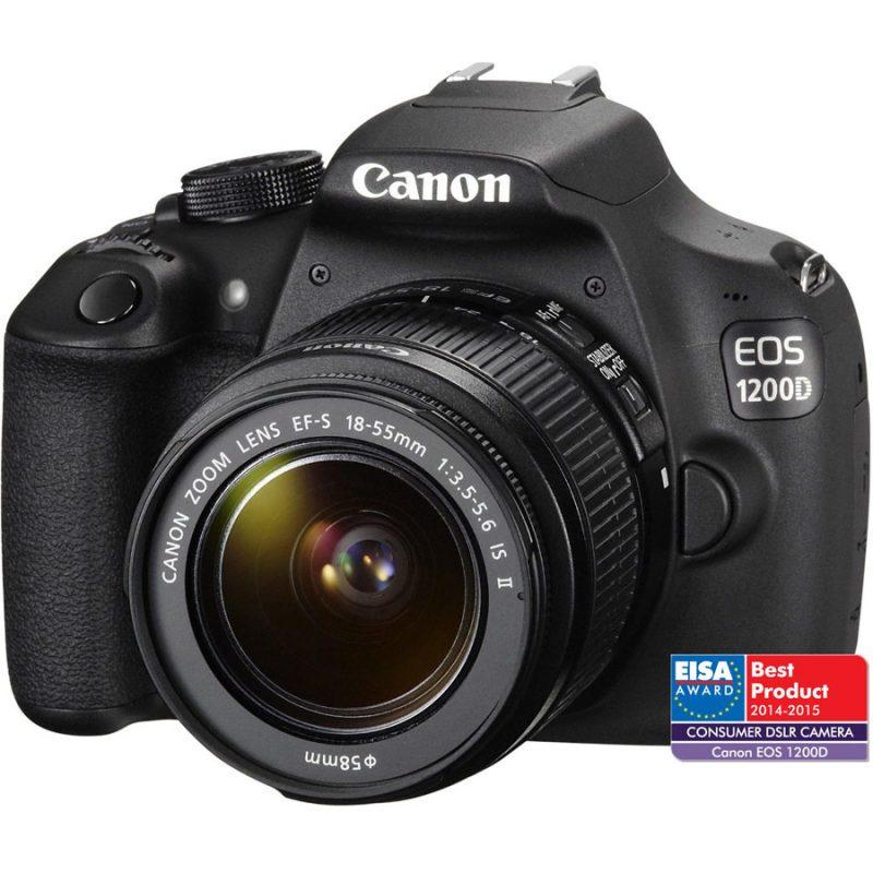 Promotie Aparat foto DSLR Canon EOS 1200D