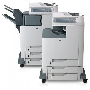 Pret Black Friday - Imprimanta Multifunctionala Laser HP CM4730mfp